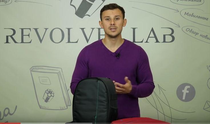 Видеообзор. Выбираем доступный рюкзак – Rivacase.