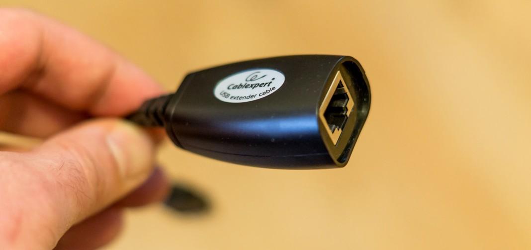 How-to: Cablexpert UAE-30M – подключаем USB-устройства при помощи сетевого кабеля до 30 метров
