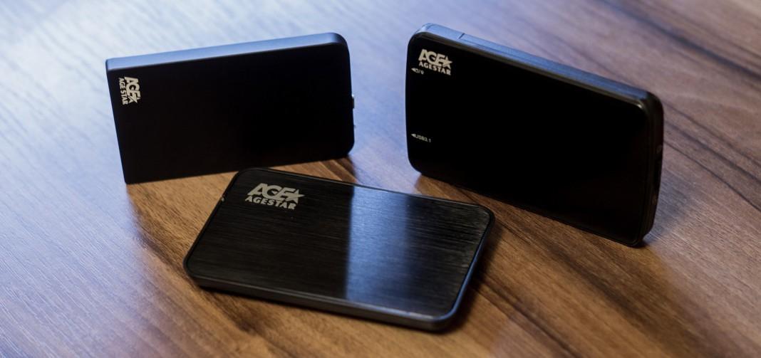 Обзор внешних USB-карманов Agestar для 2,5″ HDD или SSD