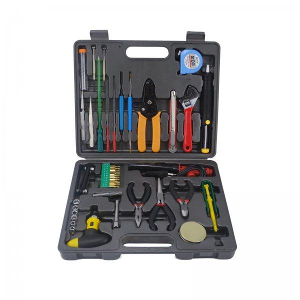 Набор инструментов Cablexpert TK-PRO-01 – фотознакомство