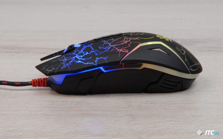 Обзор игровой мыши A4Tech Bloody N50