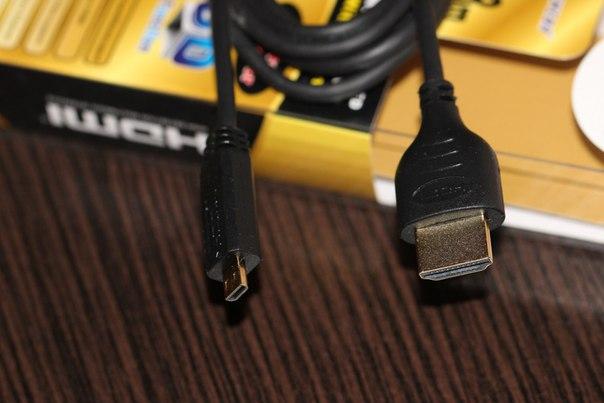 Обзор кабеля Viewcon VD058