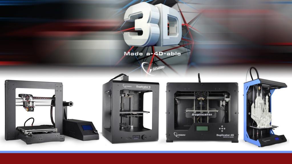 3d-printers