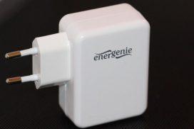 EnerGenie EG-U4AC-01: «зарядка на четверых»!