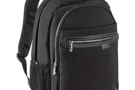RIVACASE 8360 black – стильный рюкзак для ноутбука 16″