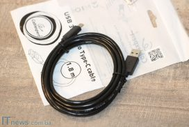 Cablexpert CCP-USB3-AMCM-6: для подключения к USB Type-C