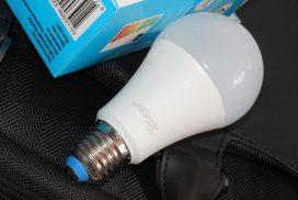 Краткое знакомство с LED-лампами EnerGenie