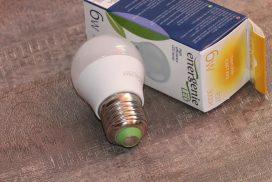 Обзор LED лампы EnerGenie EG-LED6W-E27K30-02