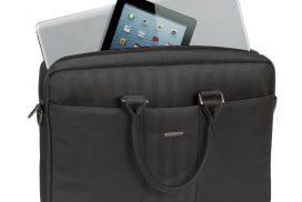 Обзор стильной сумки под ноутбук RivaCase 8135 Black