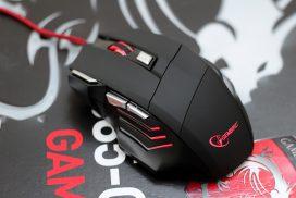 Обзор игровой мыши Gembird MUSG-02