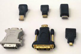 RN FAQ #3: различные проводные видеоинтерфейсы, их особенности и тонкости