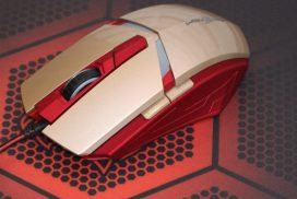 Обзор игровой мыши Maxxter G1 (IRON CLAW)
