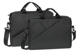 Rivacase 8730 Grey – крепкая сумка для ноутбуков и не только
