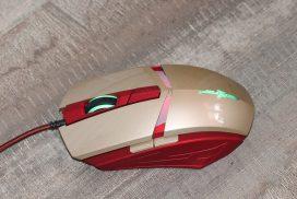 Знакомство с доступной игровой мышкой Maxxter G1 (IRON CLAW)