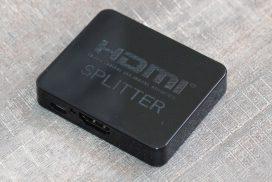 Разветвитель HDMI сигнала Cablexpert DSP-2PH4-03