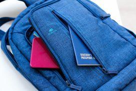 RivaCase 7529: рюкзак слинг для ноутбука и не только