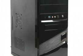 Maxxter CCC-D2-01 – компактный корпус для ПК micro-ATX