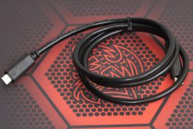 Cablexpert CCP-USB3.1-CMCM-1M – мощный кабель для подключения устройств с USB Type-C