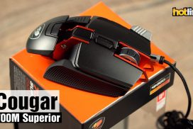 Видеообзор игровой мыши Cougar 700M Superior