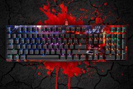 Механические клавиатуры B810R Bloody и B830 Bloody уже в Украине