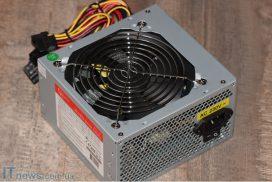 Gembird CCC-PSU5-12: доступный блок питания для офисного или домашнего ПК