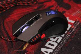 Gembird MUSG-004: недорогая игровая мышка с регулируемой подсветкой