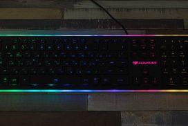 Обзор и тестирование игровой клавиатуры COUGAR Vantar: играть и работать с удовольствием