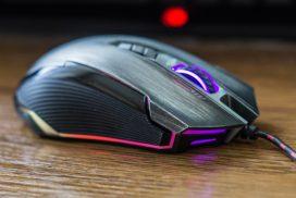 Обзор игровой мыши A4Tech Bloody P93 — 16 миллионов цветов победы