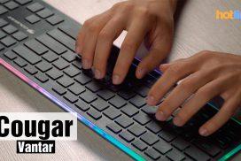 Cougar Vantar — ВидеоОбзор игровой клавиатуры