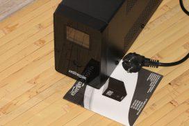 Краткое знакомство с EnerGenie EG-UPS-031 650VA LCD (EG-UPS-031)