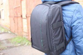 Идеальный рюкзак для фотографа. Обзор RivaCase 7490 black.