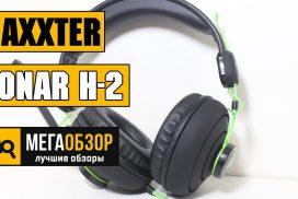 Відео огляд гарнітури Maxxter Sonar H2