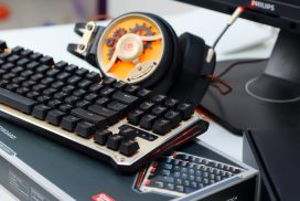 A4Tech B830 Bloody: обзор компактной игровой клавиатуры