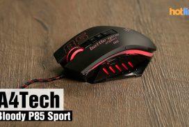 A4Tech Bloody P85 Sport — видео обзор игровой мыши
