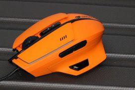 Обзор игровой мышки Cougar 600M