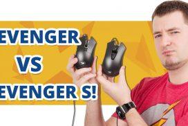 ЧЕМ ОТЛИЧАЕТСЯ Cougar Revenger от Cougar Revenger S? ВидеоОбзор