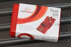Обзор компактного набора инструментов Cablexpert TK-BASIC-04