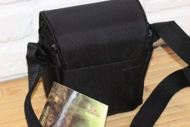 RivaCase 7301 (PS) – недорогая сумка для компактных фотокамер со сменной оптикой