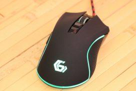 Gembird MUSG-301 – мышка с подсветкой для игр и работы