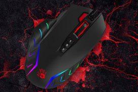 Новинка від компаніі A4Tech. Оптична ігрова миша Bloody J95.