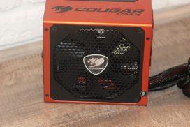 Cougar CMX 1000W – блок питания с КПД 89%
